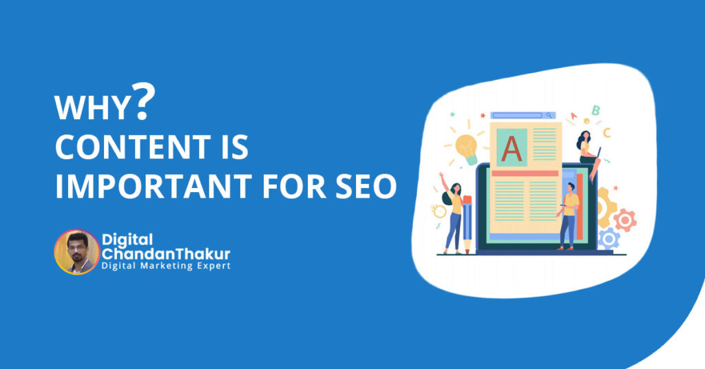 What is SEO content and why content is important for SEO?